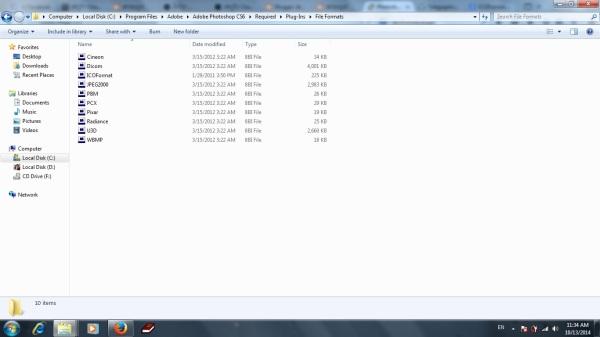 File format icon file